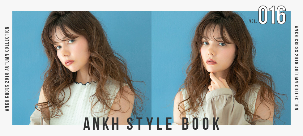 ANKH STYLE BOOK 2018 AUTUMN COLLECTION